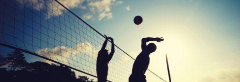 Voglia di spiaggia? Vieni a giocare a beach volley!